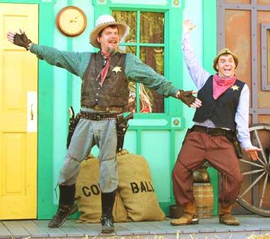 Shenaniguns comedy wild west show the finest and funniest comedy wild west show in the business - Wild west funny ...